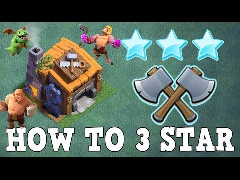 Clash of clans builder hall 6 attack