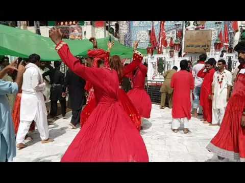 Hazrat Sakhi Lal Shahbaz Qalandar urs 2017 sehwan