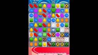 Candy Crush Saga Level 472 iPhone No Boosts