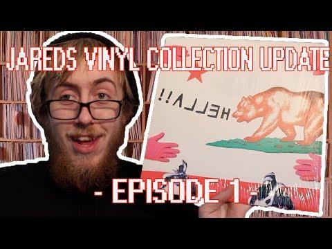 jared's-vinyl-collection-update!-episode-1- -the-vinyl-corner