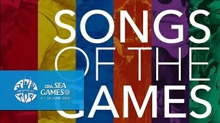 songs of the 28th sea games montage