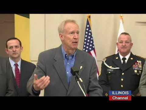 Gov Rauner Discusses his Trade Trip to Europe and 2018 Politics