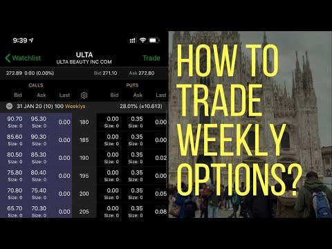 How do i trade options on etrade