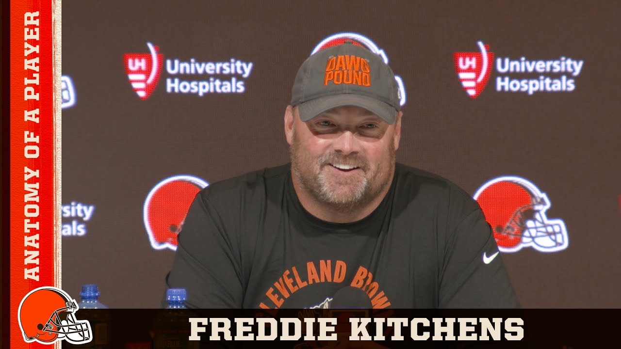 Opinion: Freddie Kitchens passes big test as Browns coach with win over Ravens  even if he won't say so