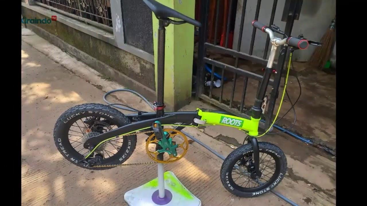 Kumpulan Foto Sepeda Lifat Modifikasi Sepedalipat Youtube