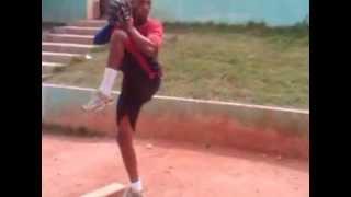 Beisbol Dominicano Pitcher (Danny Ferrera) #2