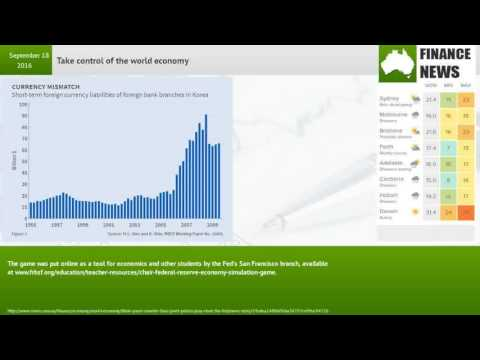 Take control of the world economy