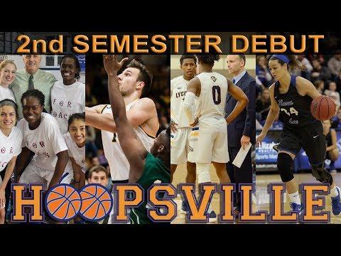 Hoopsville: 2nd Semester Debut
