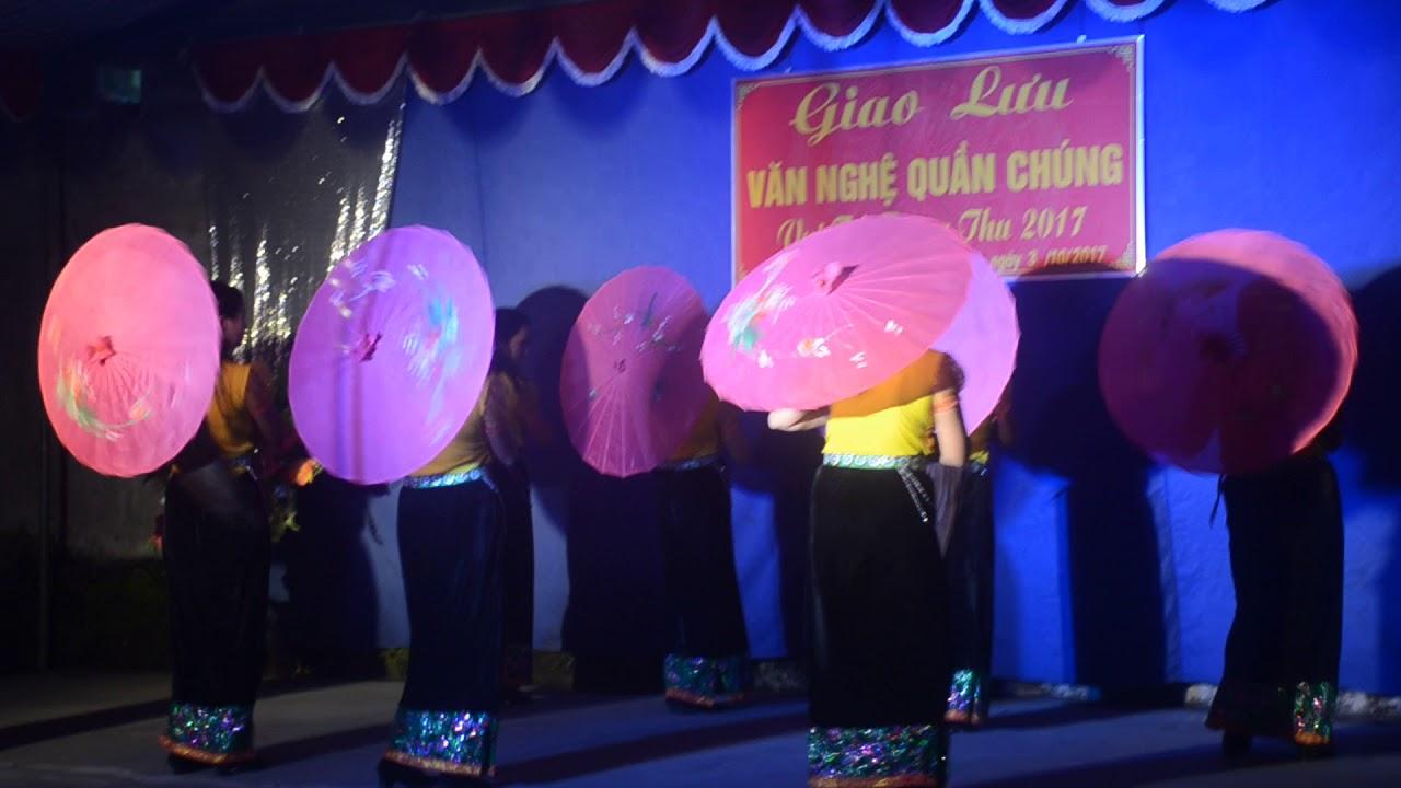 """Múa """" Những cô gái Thái  – Tốp múa chi hội PN Phố Lang Quán"""