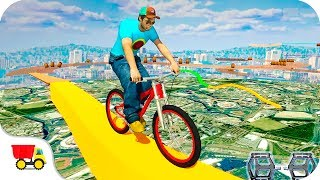Bike Racing Games - BMX Stunts Racer 2017 - Gameplay Android & iOS free games