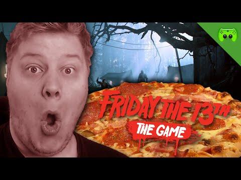 TÖDLICHE PIZZA 🎮 Friday the 13th #4