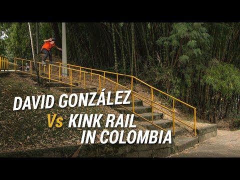 David Gonzalez Vs. Kink rail Medellín - Colombia