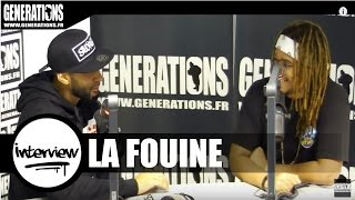 La Fouine - Interview #CDC 4 (Live des studios de Generations)