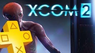 XCOM 2 PS Plus June 2018 until July 2018