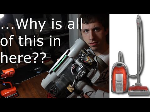 """Exploration Repair Ep1:  Electrolux Vac """"repair""""?"""