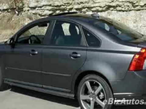 2010 volvo s40 t5 r design sedan youtube. Black Bedroom Furniture Sets. Home Design Ideas