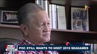 SPORTS NEWS: POC still wants to host 2019 SEA Games