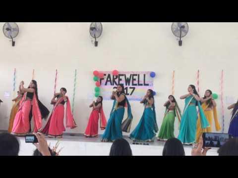 Farewell dance