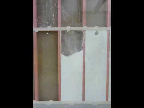 Polystyrene Beads Wall Insulation Youtube