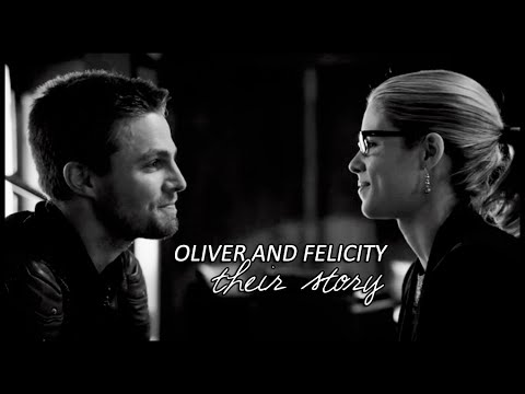 oliver & felicity | their story [1x03-4x23]