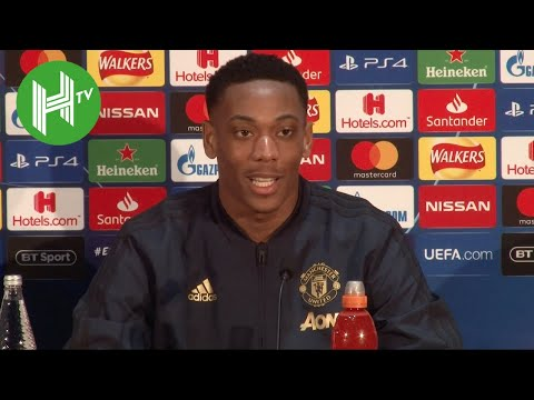 Anthony Martial: Ole Solskjaer has asked me attack more than Jose Mourinho did!