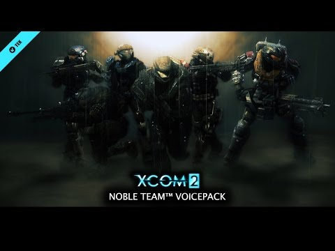 XCOM 2: NOBLE TEAM Voice Pack Preview |