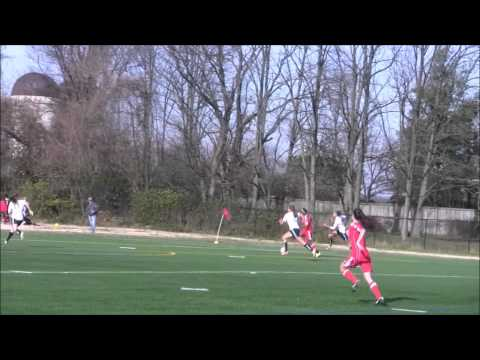 2011 Annandale Premier Cup - Freestate Sorm (MD) vs Lehigh Valley United (PAE) Featured Highlights