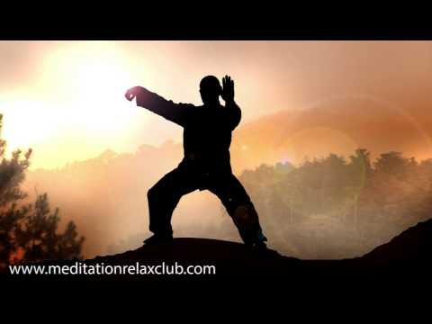 Chinese Relaxing Music for Relaxation, Peace, Tai Chi, Qi Gong and Meditation 1 HOUR