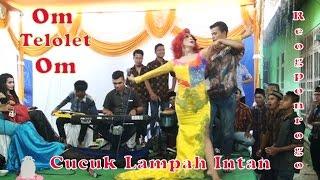 Amazing Video Funny Wedding Entertainment Dancer Cucuk Lampah Sissy Intan