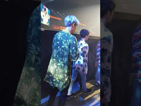 020917 Music Bank in Jakarta - Opening