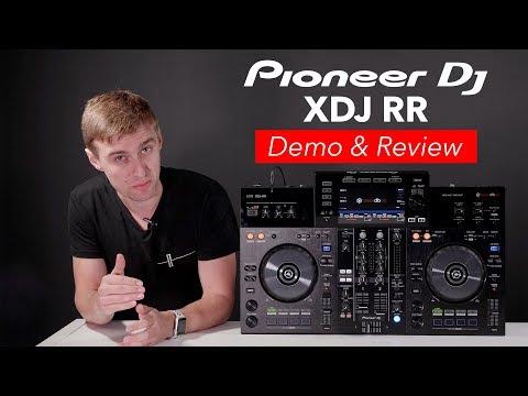Pioneer XDJ RR - Demo & Review