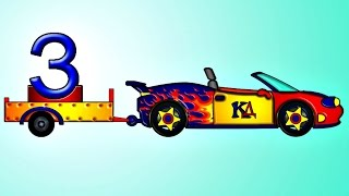 Мультфильмы для детей - Азбука с Машей - Буква З - учим буквы.