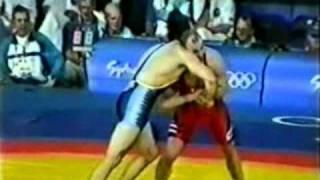 76 кг. М. Карданов (Сидней 2000)