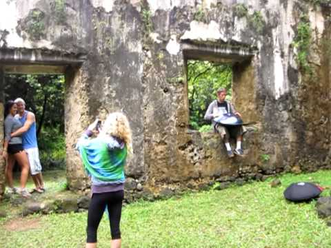 Ruins of King Kamehameha III Summer Palace