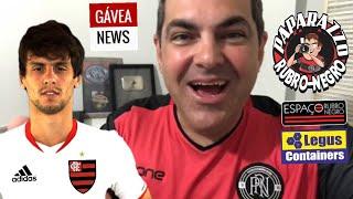 Abriu a Porteira! Rodrigo Caio por detalhes do anúncio pelo Mengão! Não vai parar por aí!