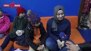 Kanal Maraş'tan TEGV Kahramanmaraş Öğrenim Birimi'ne ziyaret