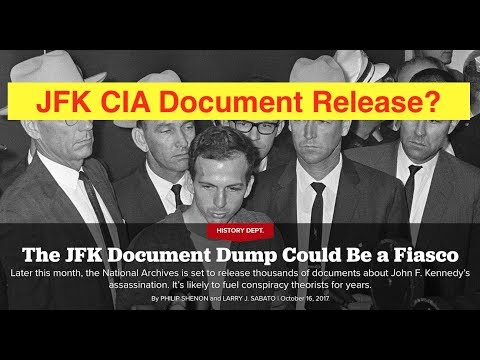 "JFK Files: Will Trump ""Drain the Swamp?"" (Bix Weir)"