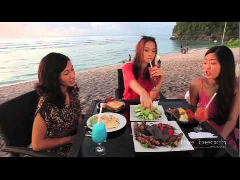 Guam the Beach bar & grill restaurant Japanese