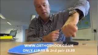 BEST SHOE ORTHOTIC INSOLES PLANTAR FASCIITIS , FOOT PAIN, HEEL SPURS, HEEL PAIN :   FACT AND PROVEN