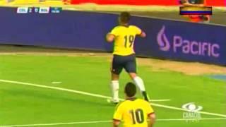 Colombia vs Bolivia (5-0) Eliminatorias Mundial Brasil 2014
