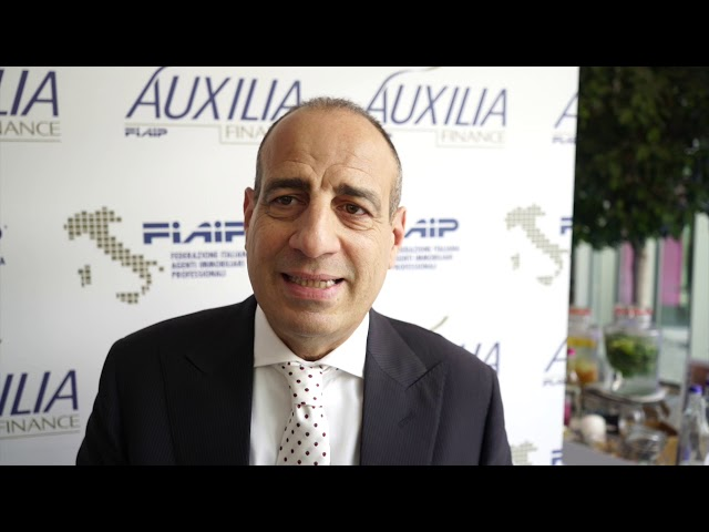 Auxilia Finance - Convention 2020 | Roberto Bassani