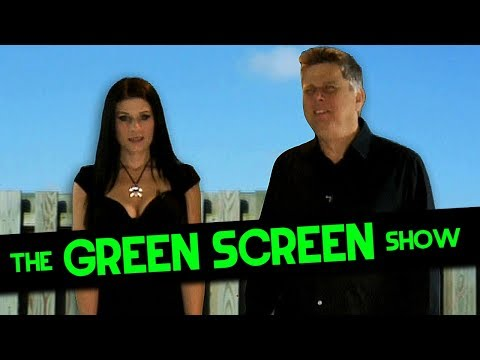 Responds To Comments - Ep. 2 - Natalie Nightwolf - The Green Screen Show