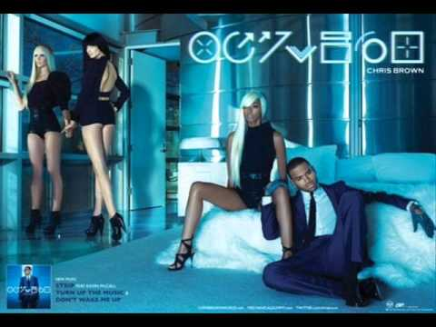 Chris Brown - Tell Somebody - (Fortune Album 2012, R&B Explicit Original Song).