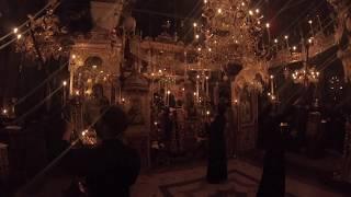 Пасхальное Богослужение в Николаевском Малицком мужском монастыре