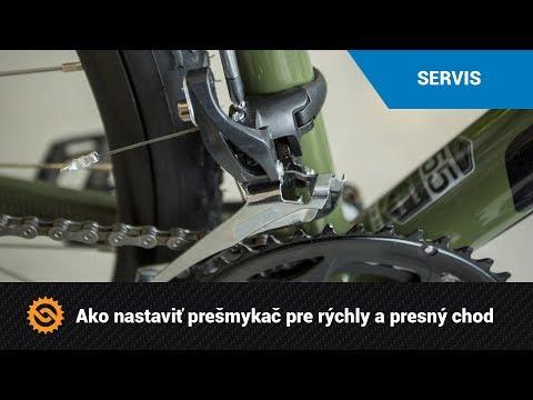 Ako Nastaviť Prešmykač Pre Rýchly A Presný Chod    SERVIS - MTBIKER.SK