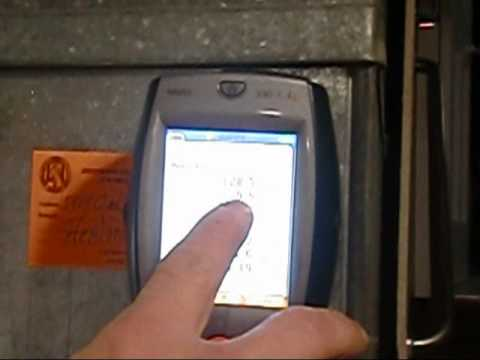 Testo 330 Combustion Analysis on 90% American Standard Furnace