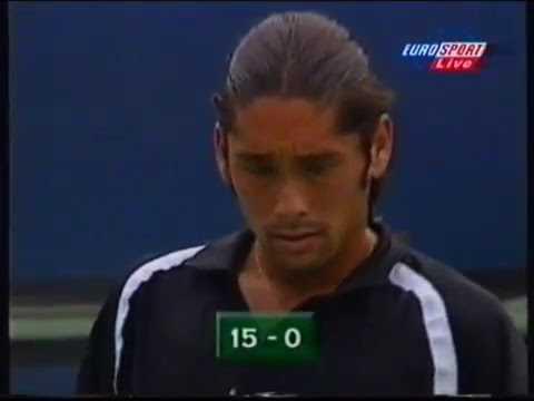 Marcelo Rios vs Petr Korda - Indian Wells 1998 QF