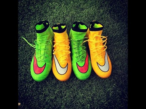 BEST Football Boots Ever?? ○ Nike Mercurial Superfly IV + ID