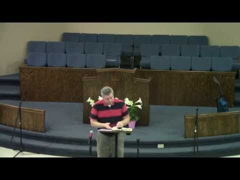 4-16-14 Man's Response to God Part 3
