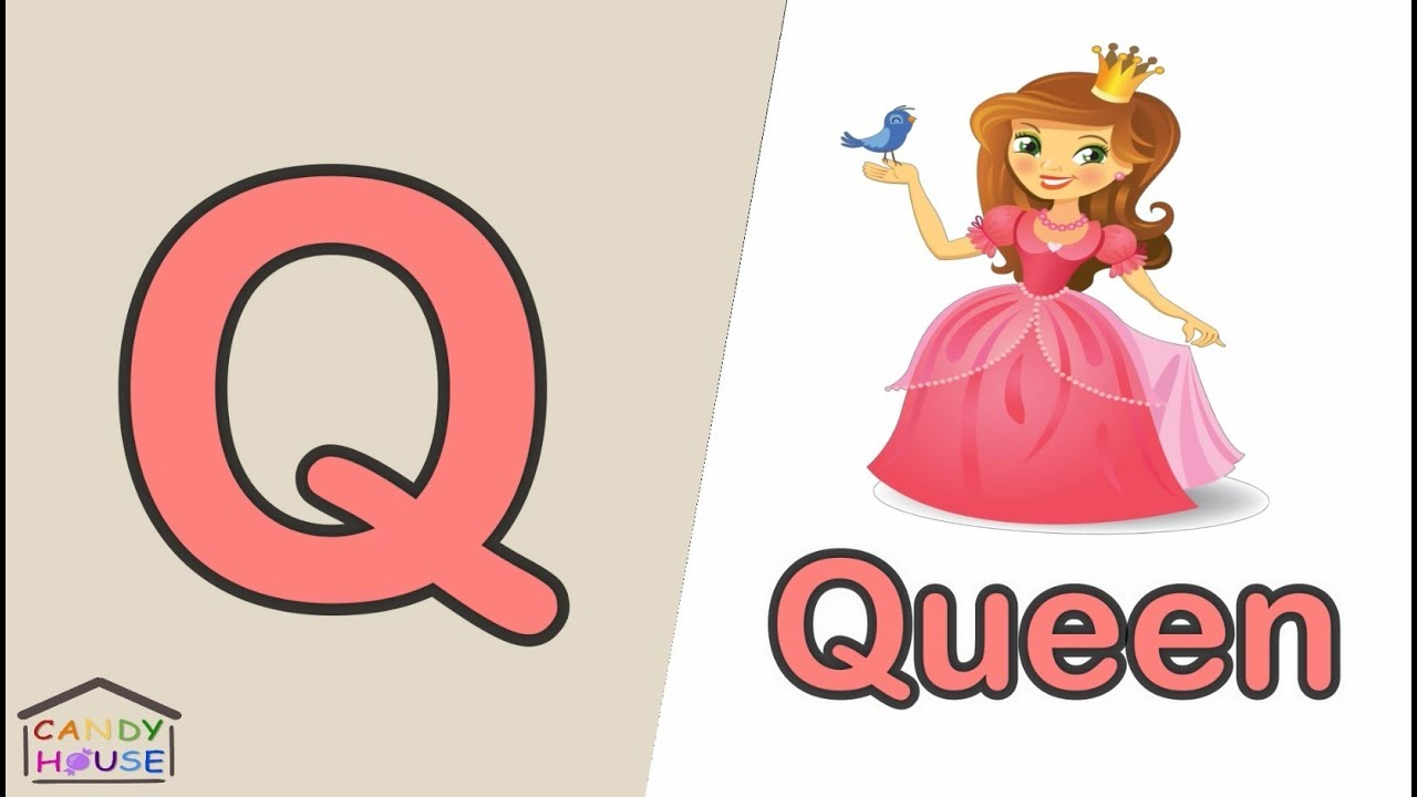 Phonics The Letter Q كورس الصوتيات تعلم نطق الحروف الانجليزية بشكل صحيح Q تعليم الاطفال حرف Youtube